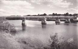 """Indre Et Loire Saint Martin Le Beau """"   Le Pont De Chandon Sur Le Cher """" - France"""