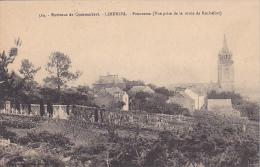 22416 Limerzel 56 Près Questembert - Panorama Vue Prise Route Rochefort -564 David Cimetiere - Questembert
