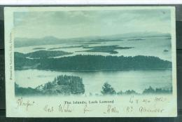 The Islands Loch Lomond  Dao140 - Ecosse