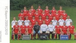 FUSSBALL-FOOTBALL-SOCCER- CALCIO, Germany, Bayern München 2009/2010 - Calcio