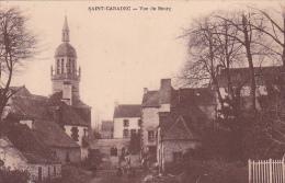 22421 SAINT CARADEC - Vue Du Bourg - Le Cunf Pontivy - - France