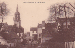 22421 SAINT CARADEC - Vue Du Bourg - Le Cunf Pontivy -