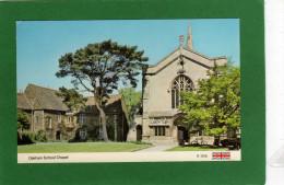 Oakham Est Une Ville Et Une Paroisse Civile Du Rutland,   SCHOOL CHAPEL - Rutland