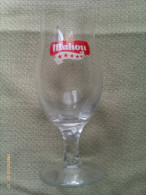 Vaso De Cerveza Mahou. Madrid. España - Vasos
