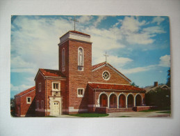 US: St. Thomas Aquinas Student Chapel At The University Of Colorado, Boulder - Unused Small Format - Aurora (Colorado)