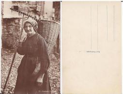 Costume Ticinese Ticino - TI Tessin