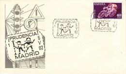 CYCLISME-RADSPORT-CICLISM O-CYCLING, Spain, 1962, Special Stamp !! - Ciclismo