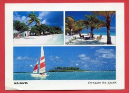 Maldives - Multivues - Maldives
