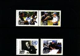 IRELAND/EIRE - 2005  IRELAND MEMBERSHIP PF THE UNITED NATIONS SET  MINT NH - 1949-... Repubblica D'Irlanda