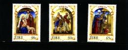 IRELAND/EIRE - 2004  CHRISTMAS  SET  MINT NH - 1949-... Repubblica D'Irlanda