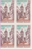 1971  - Riquewihr    -  Bloc De 4 Timbres N° 1685 - Neufs