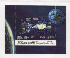 Ras Al Khaima, 1970, Space, Apollo 13 - Ras Al-Khaima