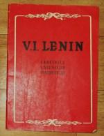 ROMANIA-V.I.LENIN - Boeken, Tijdschriften, Stripverhalen