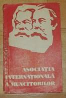 ROMANIA-ASOCIATIA INTERNATIONALA A MUNCITORILOR (1) - Boeken, Tijdschriften, Stripverhalen