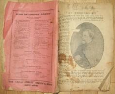 ROMANIA-IVAN TURGHENIEV - Boeken, Tijdschriften, Stripverhalen