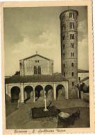 RAVENNA-S APOLLINARE NUOVO-littorina In Sosta-VIAGGIATA IL 28-4-1957 - Ravenna