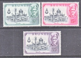BRUNEI  97-99   * - Brunei (...-1984)