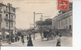 Montpellier Descente De L Esplanade - Montpellier