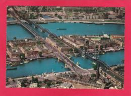 BRIDGE,MASSBRUGGEN,ROTTERDAM ,HOLLAND,NETHERLANDS .P 6 . - Rotterdam