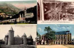 Lot De  10 Cpa En Bon état Cartes Scanées - Cartes Postales