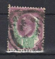 Grande - Bretagne  Scott 129, Michel 105 A , YT N°108 Oblitéré - 1902-1951 (Re)