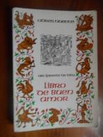 Libro De Buen Amor (Odres Nuevos. Arciprestre De Hita)  éditions Castalia De 1982 - Livres, BD, Revues