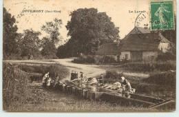 OFFREMONT  - Le Lavoir. - Offemont