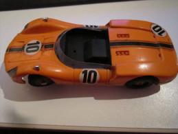 Ancienne Voiture Pour Circuit Marklin Porsche Carrera 6 - Toy Memorabilia