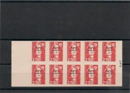 S.P.M. Année 1992 Carnet  N° Y/T : C557** Côte : 15,00 € - Carnets