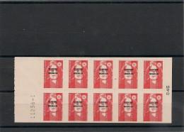 S.P.M. Année 1993 Carnet  N° Y/T : C590** Côte : 19,00 € - Carnets
