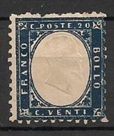 Italie 1862. N° 3. Neuf * MH - 1861-78 Vittorio Emanuele II