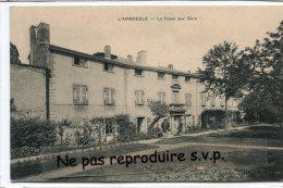 - L'ARBRESLE - (Rhône ), La Fosse Aux Ours, Peu Courante,  Non écrite, Super état, Scans. - Altri Comuni