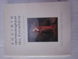 SOCIETE ARCHEOLOGIQUE DU FINISTERE HISTOIRE ET PATRIMOINE Année 2008 - 2009 - Bretagne