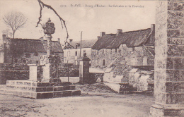 22439 ST AVE Bourg D Embas Le Calvaire Et La Fontaine -4335 Laurent PL - France