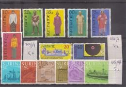 SURINAM / SURINAME   Timbres Neufs ** 1978    (ref 1158 ) - Surinam