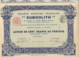 6X Euboolith - Industrie