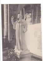 22446 Presquile De Rhuys -Statue Saint Gildas -2972 Villard  De Profil - France