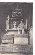 22447 Presquile De Rhuys -tresor Saint Gildas Reliquaires Argent Buste Bras Main Jambe Mitre Abelard -45b David