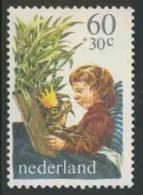 "Nederland Netherlands Pays Bas 1980 Mi 1173 ** Fairy Tale ""Kikkerkoning"" / The Frog Prince / Grimm  – Child Welfare - Schrijvers"