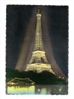 Paris: Tour Eiffel, Souvenir Du Sommet De La Tour Eiffel (14-542) - Eiffelturm