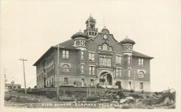 Réf : A-14-0604 : Oregon High School Klamath Falls - Non Classés