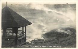 Réf : A-14-0611 : Oregon   Klamath Falls Hot Springs - Non Classés