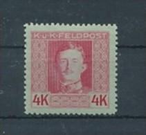 1917/18. Austrian-Hungarian Monarchy 4 K :) - Austria