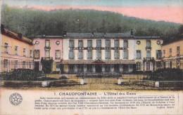 CHAUDFONTAINE L HOTEL DES BAINS - Chaudfontaine