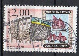 Musée Du Bateau - N° 2545 Obli. - Oblitérés