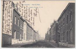 20485g RUE Du PARC - La Louvière - 1907 - La Louvière