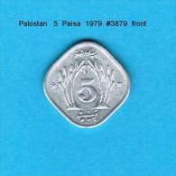PAKISTAN    5  PAISA  1979   (KM # 35) - Pakistan
