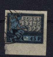 Russland Michel No. 199 y gestempelt used (Papier 0,05)