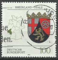 1993 Germania Federale - Usato / Used - N. Michel 1664 - Usados