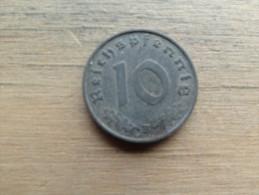 allemagne  10 reichphennig  1941 b  km101